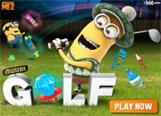 Despicable Me 2: Minion Golf | HiG Juegos - Free Games Online
