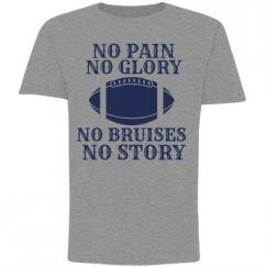 Custom Football Coach Shirts, Tank Tops, Sweatshirts, & More