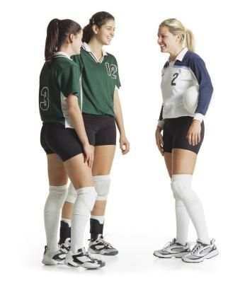 Pass the ball to your partner. As soon as you do so, shuffle to your right and touch the sideline. Shuffle back to your original position quickly enough to receive a pass from your partner. Once your partner executes a pass, she must shuffle in the same fashion. Repeat 10 times before shuffling to the left side.