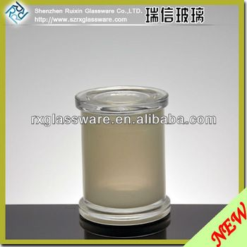 Original Glass Candleholders with Inner Spraying Color, View Glass Candleholders, RUIXIN Product Details from Shenzhen Ruixin Glassware Co., Ltd. on Alibaba.com