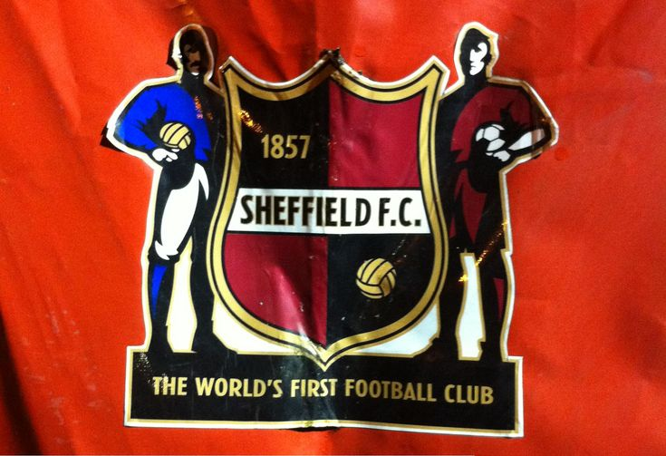 Sheffield FC - Oldest football soccer club in the world.