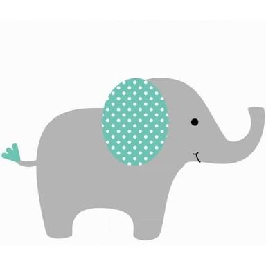 elephant applique template - Google Search                                                                                                                                                                                 More