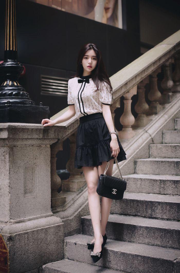 Korean fashion  www.milkcocoa.co.kr