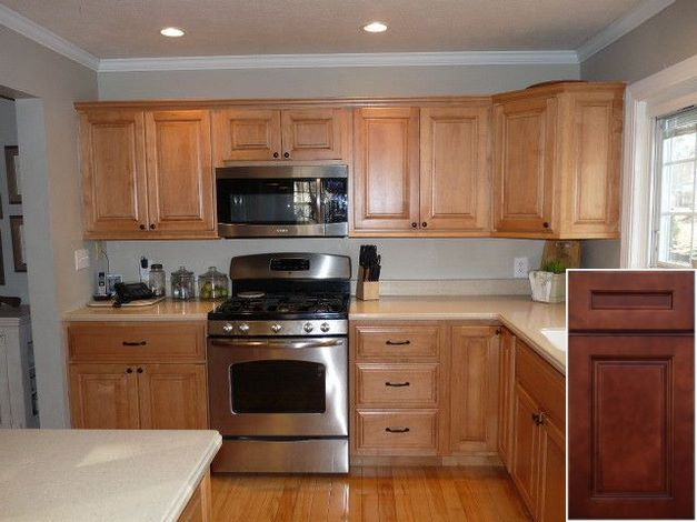 Features Of Wood Kitchen Cabinets Canada