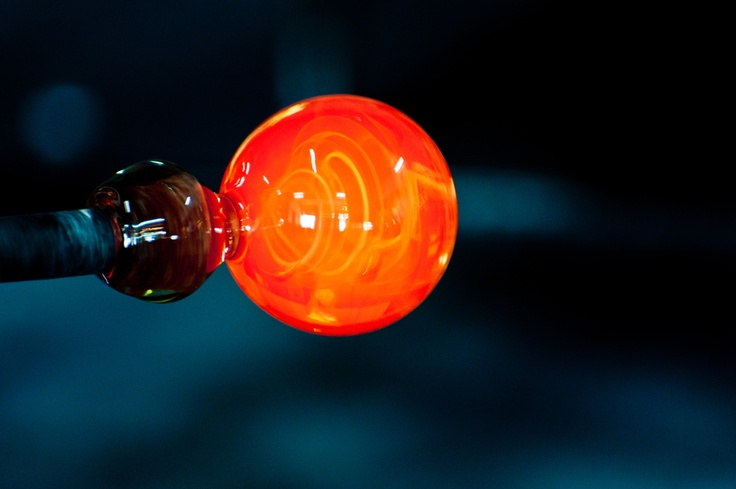 Glass blowing in Mauritius