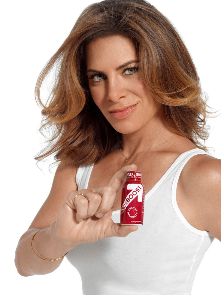 "Big news, BOOSTers: Jillian Michaels has joined EBOOST as an investor and ""Chief Energy Officer""!"