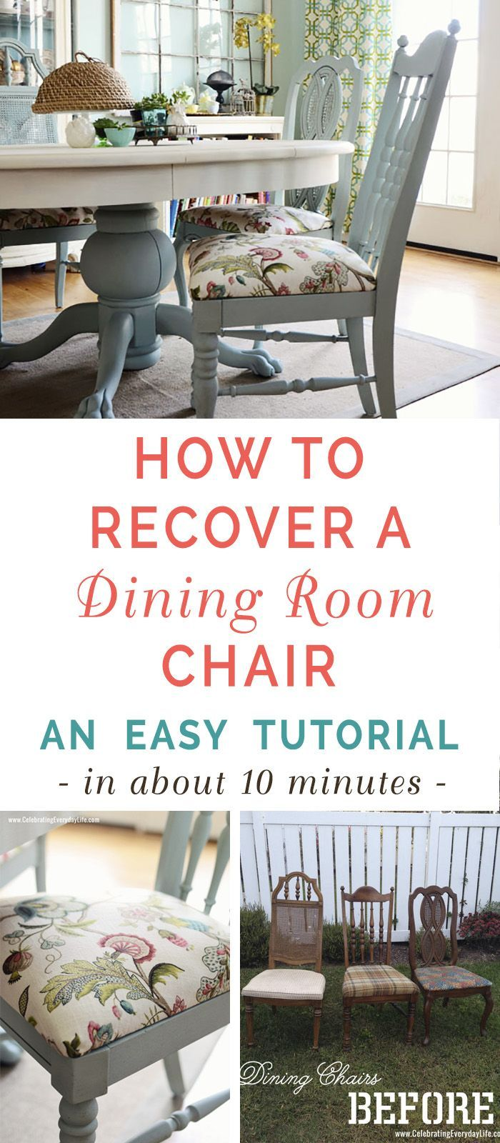 Diy Dining Room Chair Covers ~ kwitter.us