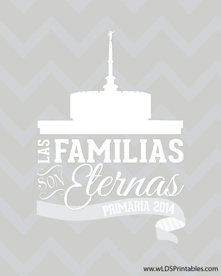 Las familias son para siempre - Primario 2014 Tema