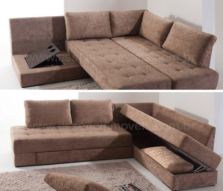 M s de 25 ideas incre bles sobre sof cama en pinterest - Sofa para cuarto ...