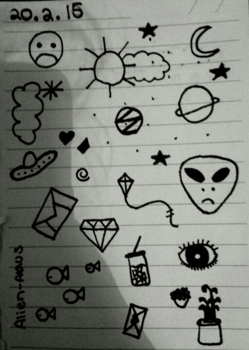 doodles hand grunge drawings doodle hands drawing draw easy simple sharpie kawaii yourself tattoo tattoos sketches express notebook