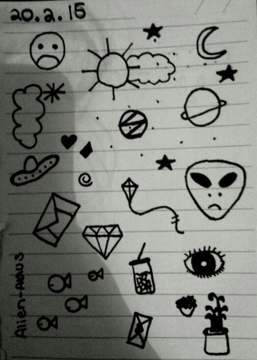 hand doodles grunge   Tumblr   Grunge   Pinterest   Grunge ...