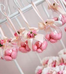 Miss Şeffaf Top İçinde Badem Şekerleri 10 Adet