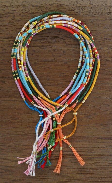 Creative Crafts ~ Morse Code Bracelets