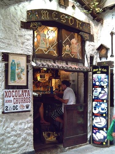 Mesón del Cafe by Carlos Lorenzo, Barcelona via Flickr
