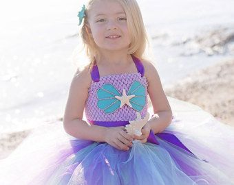 Items similar to Ariel tutu dress, little mermaid dress, mermaid dress, mermaid tutu, Ariel tutu, Ariel tutu dress, mermaid tutu dress, birthday tutu on Etsy
