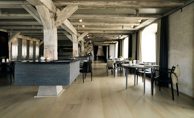 Dinesen HeartOak | noma, Copenhagen | Space cph