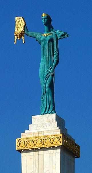 Medea Statue, Batumi   Georgia (Country)   საქართველო