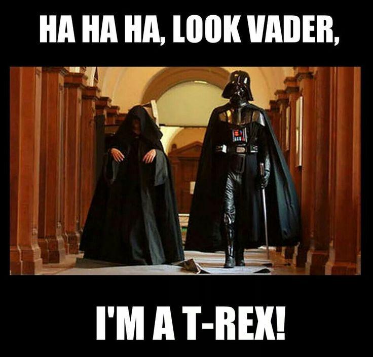Star Wars T-Rex