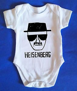 The Heisenberg Baby Grow Body Suit Retro Baby Clothes Breaking Bad | eBay