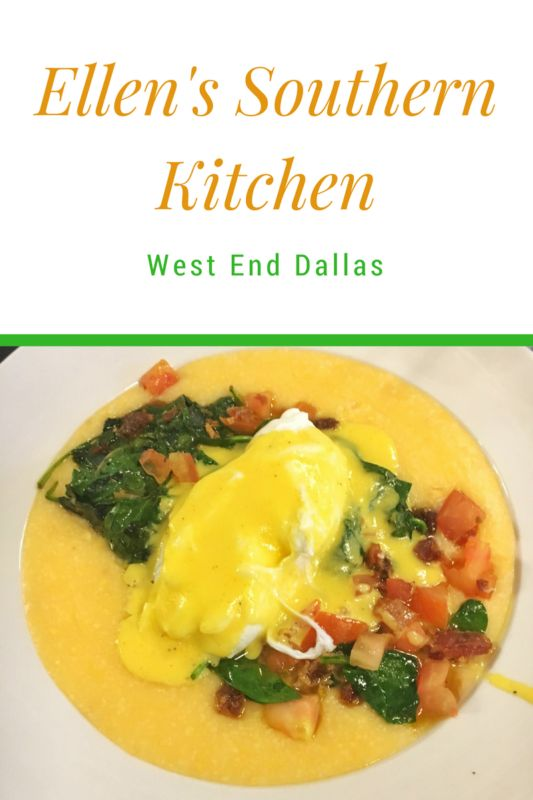 Breakfast at Ellen's Southern Kitchen in Dallas is a MUST http://randomlyyaya.com/ellens-southern-kitchen-dallas-tx/