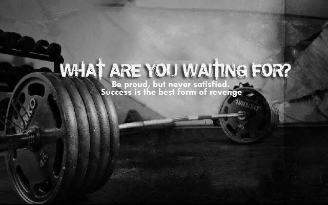 These are the Top 100 Gym Quotes. They are motivational and whenever you need some motivation for the Gym just stop by and read a few of these quotes.