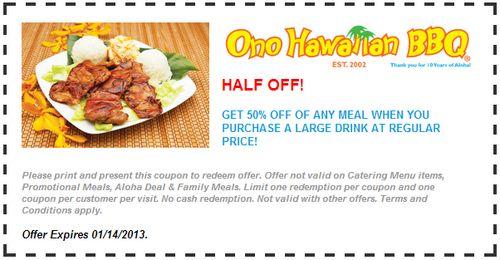 ono hawaiian bbq coupons stockton