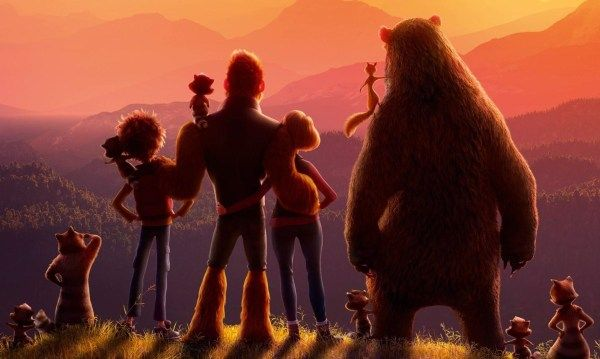 Bigfoot Family Teaser Trailer Bigfoot Computer Animation Animation