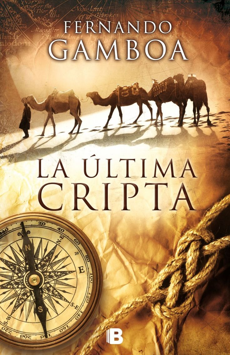 Una novela de aventuras con la intriga de El Código da Vinci y la acción de Indiana Jones.