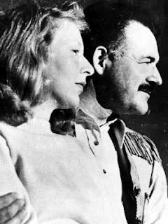 Martha Gellhorn and Ernest Hemmingway