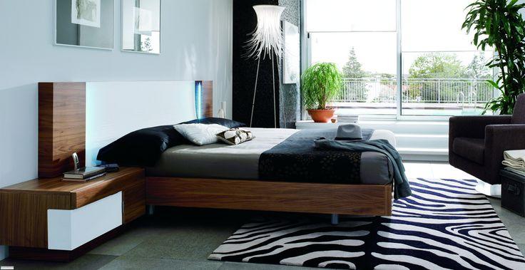 Mejores 9 im genes de camas de madera en pinterest camas - Muebles mesegue ...