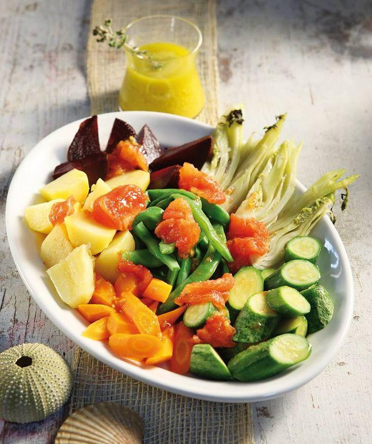 Βραστή καλοκαιρινή σαλάτα!