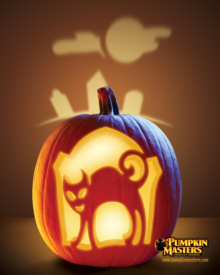Quot midnight prowl pattern from the pumpkin masters