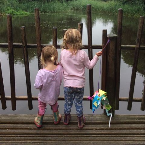 3 little ladies and me: A day at Bewilderwood. We had a fantastic day out at this outdoor adventure play ground in Norfolk. Read all about it here.