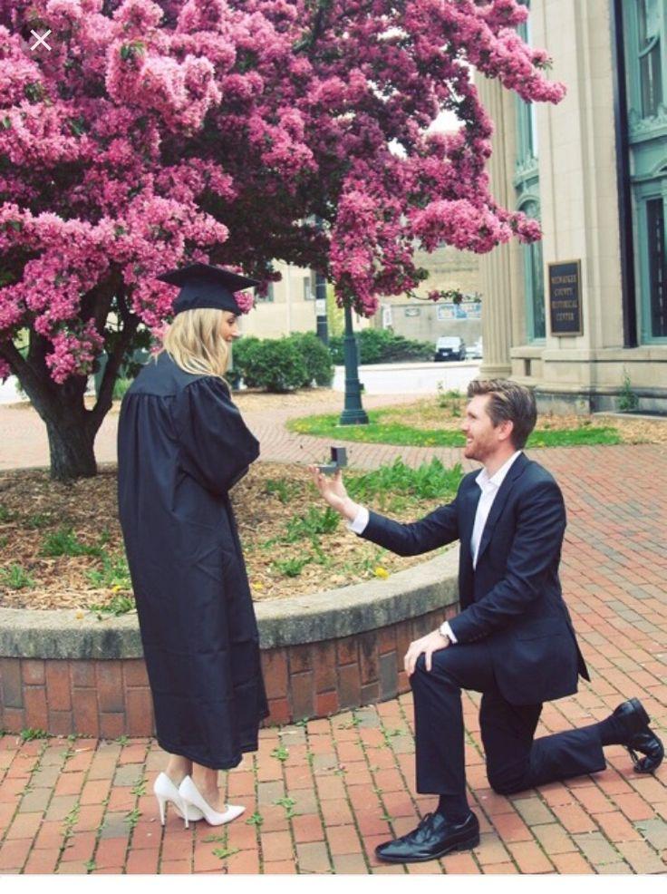 Graduation day proposal
