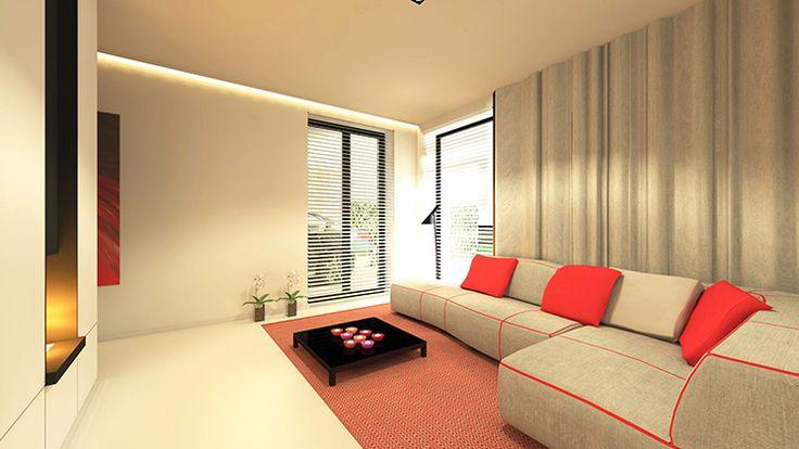 indirecte verlichting plafond woonkamer pinterest indirecte