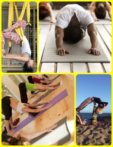 yoga flowyogalates for beginners in 2020  power yoga