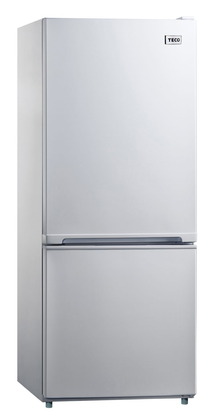 Teco - 320L Bottom Mount Fridge, White | Bottom Mount Fridges | Fridges | Fridges & Freezers - Buy Appliances Online at 2nds World