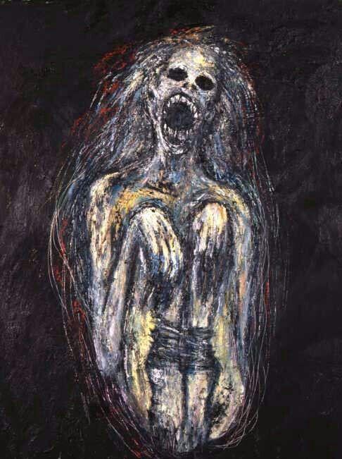 Image result for cuadros surrealistas y perturbadores