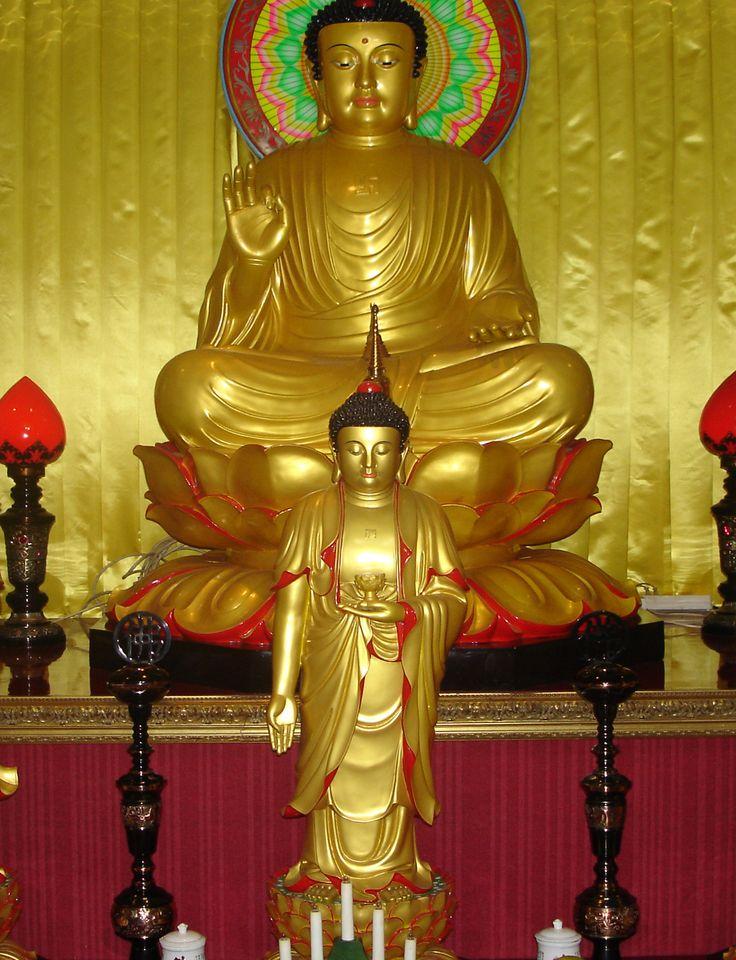 visite du quartier chinois et de ses temples bouddhistes. http://visite-guidee-paris.fr