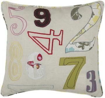 numeric pillow: Games Room, Kids Spaces, Kids Room, Girls Playhouses, Big Boys Room, Decor Pillows, Furniture Decor, Families Room, Numbers Pillows