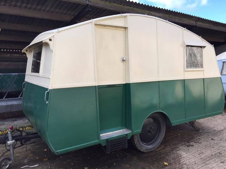RARE 1934 Car Cruiser Type Three Pre-War Caravan Vintage Retro Classic 80+ Years  | eBay