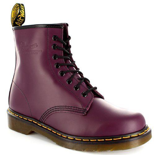 DR MARTENS 1460 8 Loch Stiefel Klassiker Damen Herren Boots Leder