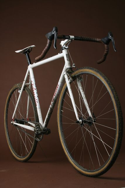 "Vanilla Bicycles - Cross   ""Light and mean like a mud eating chipmunk after long hard winter."""