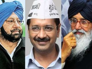 There are 117 seats in Punjab Vidhan Sabha assembly. The Punjab legislative assembly election, 2...