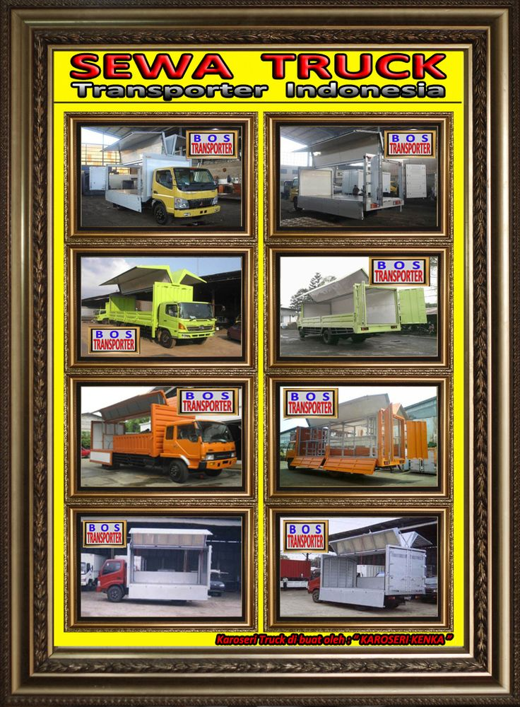 ELAMAT DATANG ...DI RENTAL dan SEWA TRUCK INDONESIA ... TRAILER - DUMP TRUCK - WINGBOX - BAK CARGO - BOX JUMBO : : . .. . : : S