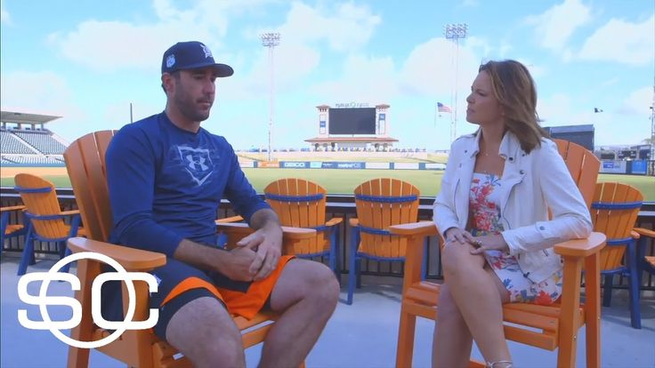 Justin Verlander Interview With Hannah Storm | SportsCenter | ESPN - USANEWS.CA