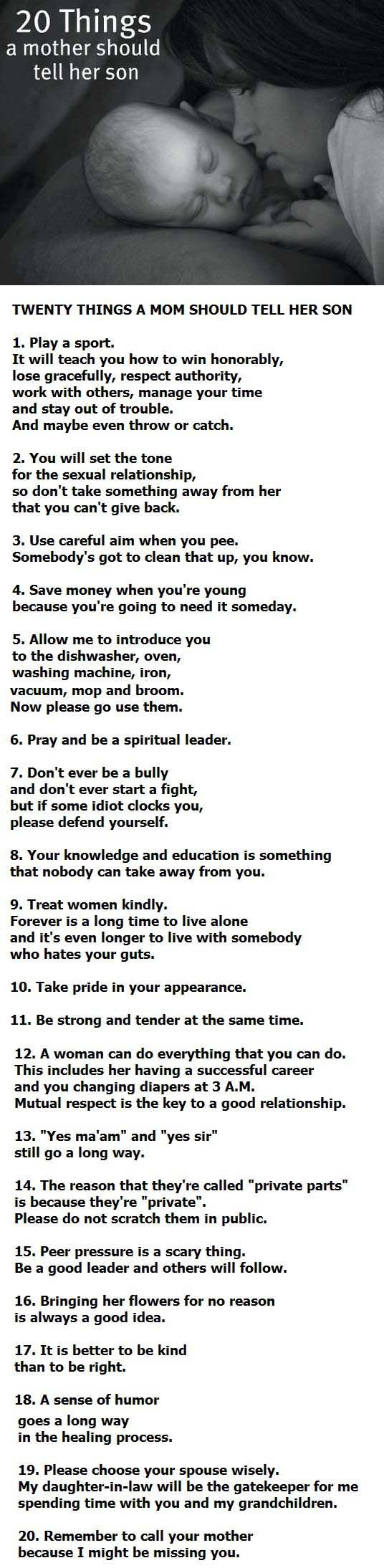 Couldn't agree more with all of these!!