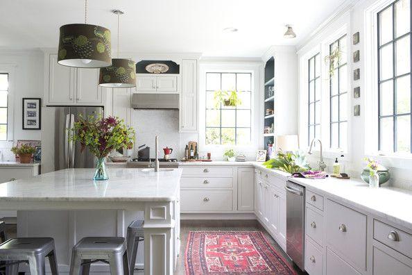 Pattern Play - Cool Kitchen Ideas - Photos