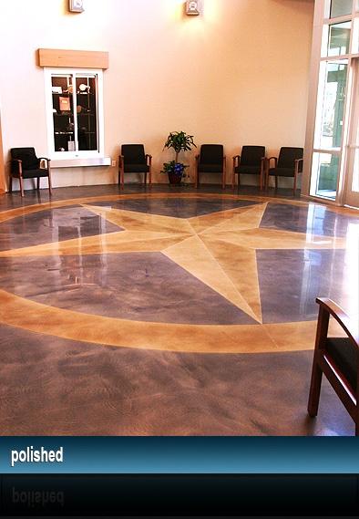 Lovely Polished U0026 Sealed, Concrete Polishing, Dyed Concrete, Decorative Concrete    Boerne, San