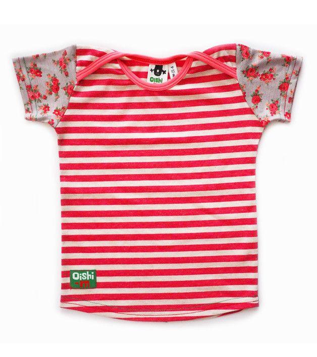 Coco Banana Shortsleeve T Shirt, Oishi-m Clothing for Kids, Spring 2014, www.oishi-m.com